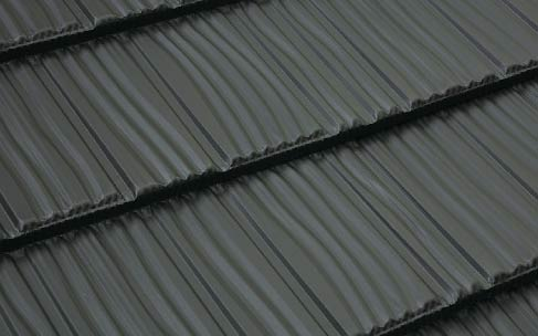 Metal Roof Tiles Monier