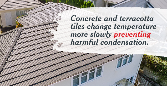 "MYTH 2: ""Concrete and Terracotta Roof Tiles Crack Easily"""